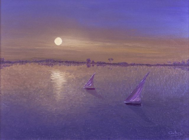 Moonlight on the Nile, 1998