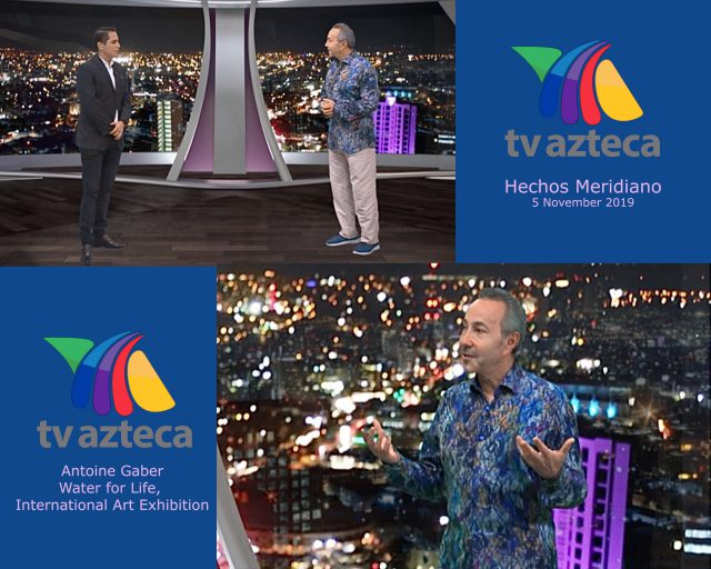 TV Azteca 5 November 2019