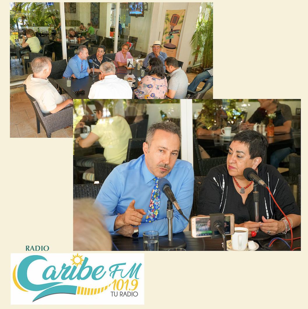 Desde El Café 12 April 2019_Radio Caribe, 95.5 FM
