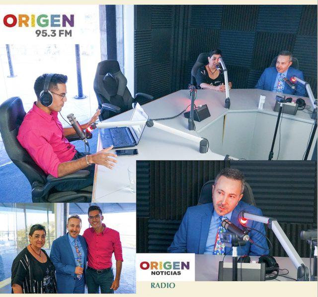Noticiario Matutino 9 April 2019 Radio Origen, 95.3 FM