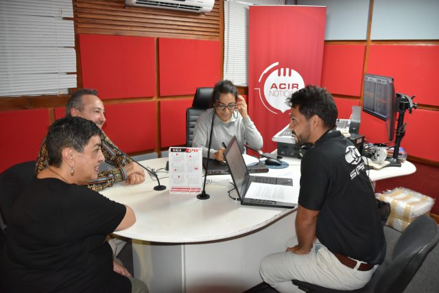PANORAMA INFORMATIVO 5 November 2019 Radio ACIR, 93.1 FM