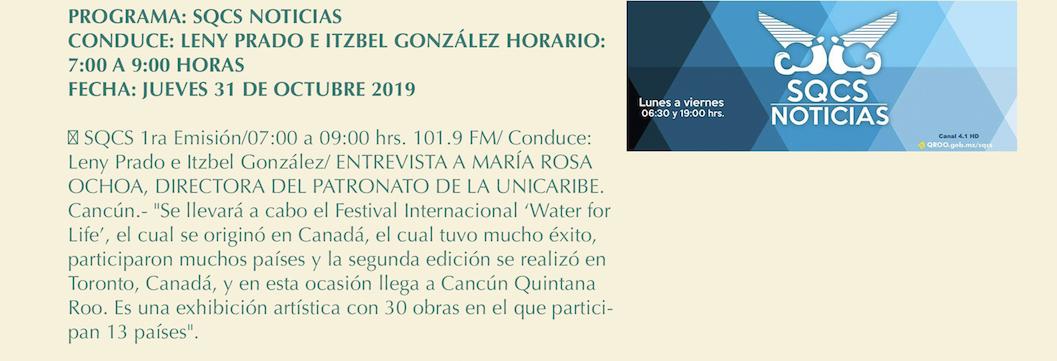 SQCS 31 Oct 2019 Radio SQCS, 101.9 FM