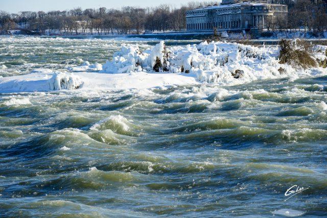 Winter Scenes, Niagara Falls, Canada, 2019  05