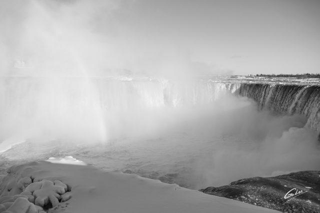 Winter Scenes, Niagara Falls, Canada, 2019  11