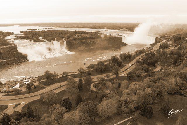Niagara Falls, Canada, The Falls Scenes, 2014  03