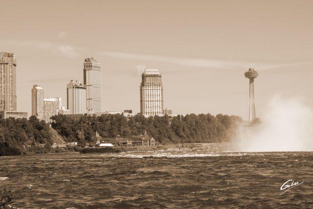 Niagara Falls, Canada, The Falls Scenes, 2014  06
