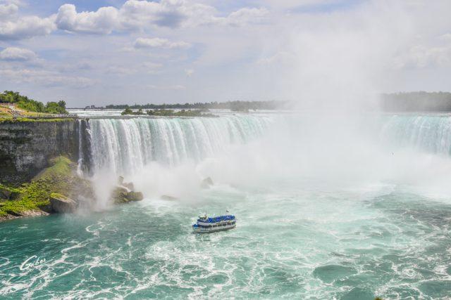 Summer Scenes, Niagara Falls, Canada, 2018  09