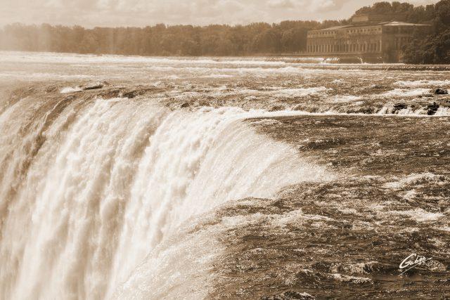 Niagara Falls, Canada, The Falls Scenes, 2014  09