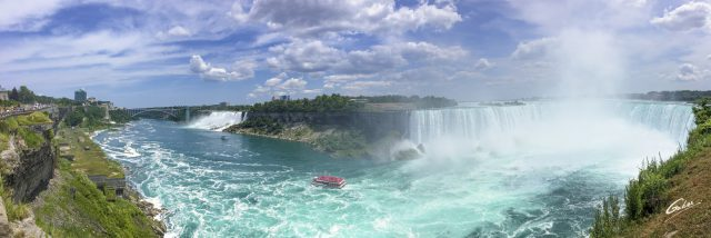 Summer Scenes, Niagara Falls, Canada, 2018  10