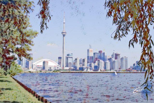 Toronto Architecture  Skyline 2021  34