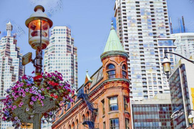 Toronto Architecture 2021 Flatiron 04
