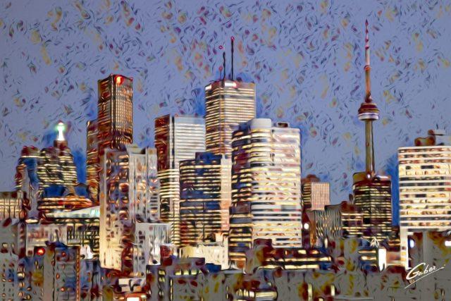 Toronto Architecture  Skyline 2021  22