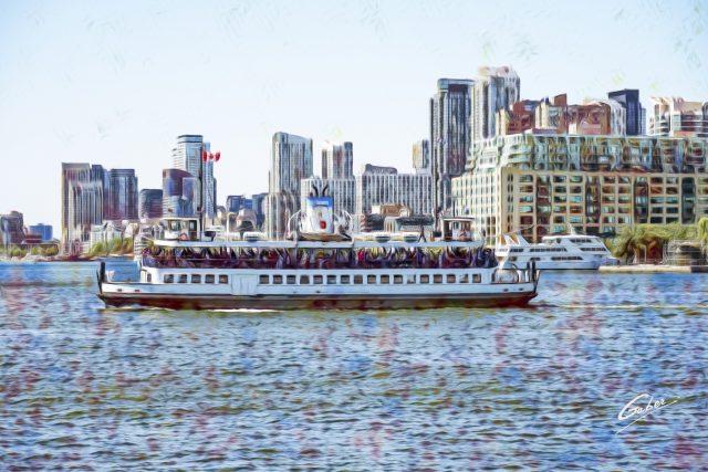 Toronto Architecture  Skyline 2021  09
